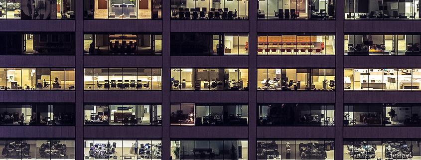 Reinigung von Büroräumen - Ihre Kölner Heinzelmännchen